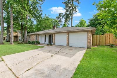 The Woodlands Single Family Home For Sale: 29211 Binefield