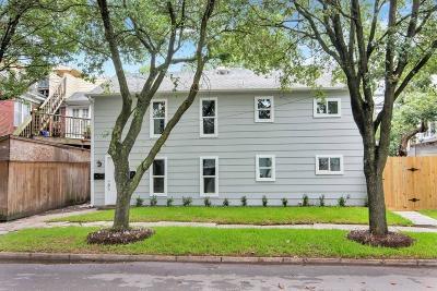 Houston Multi Family Home For Sale: 4808 Woodhead Street