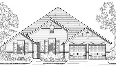 Manvel Single Family Home For Sale: 4407 Cedar Elm
