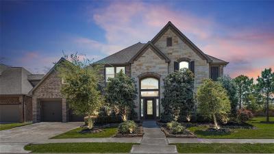 Katy Single Family Home For Sale: 26707 Ridgetop Pole Lane
