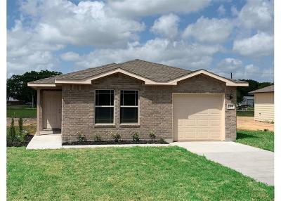 Houston Single Family Home For Sale: 9705 Yuma Street