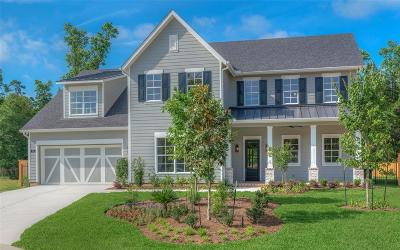 Montgomery Single Family Home For Sale: 168 Sanderling Lane