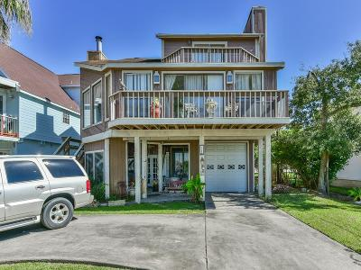 Clear Lake Shores Single Family Home For Sale: 705 W Shore Drive