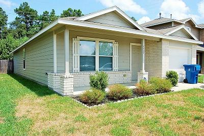 Humble Single Family Home For Sale: 7527 Kennemer Drive