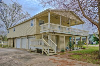 Clear Lake Shores Single Family Home For Sale: 529 Pine Road