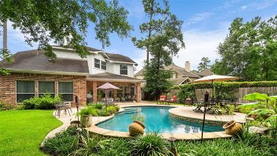 The Woodlands Single Family Home For Sale: 46 N Wyckham Circle