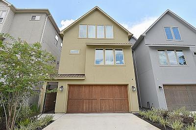 Single Family Home For Sale: 2517 McClendon Street