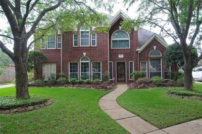 Sugar Land Single Family Home For Sale: 1810 High Gate Court