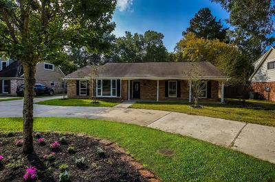 Conroe Single Family Home For Sale: 672 Ravensworth Drive