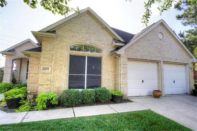 Katy Single Family Home For Sale: 24831 Laurel Chase Lane