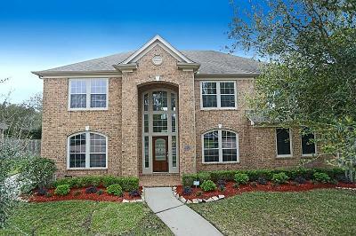 Missouri City Single Family Home For Sale: 9207 Gauguin Lane