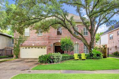 Houston Single Family Home For Sale: 2319 A Wordsworth Street