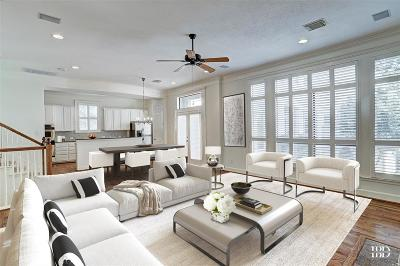 Houston Single Family Home For Sale: 5411-3 Floyd