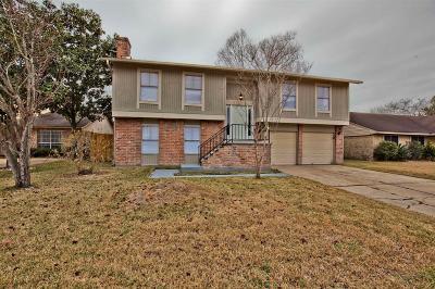 Missouri City Single Family Home For Sale: 16714 Quail Park Drive