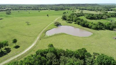 Fayette County Farm & Ranch For Sale: Hwy 77 N