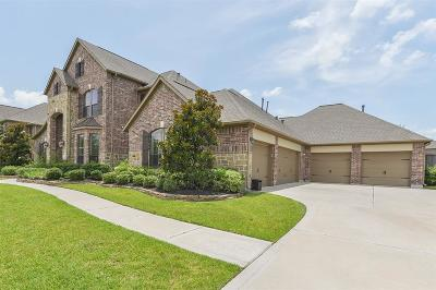 Cypress Single Family Home For Sale: 17807 Lakeside Haven Drive