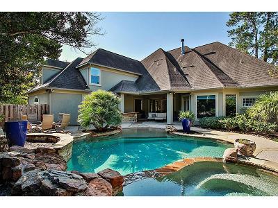 Single Family Home For Sale: 8 Hidden Creek Lane