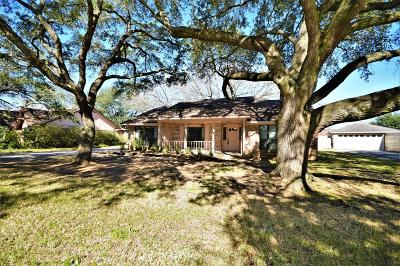 Pearland Single Family Home For Sale: 3511 Linwood Street