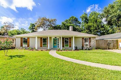 Houston Single Family Home For Sale: 10311 Knoboak Drive