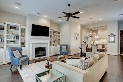 Houston Single Family Home For Sale: 4415 Marina Street
