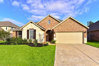 Conroe Single Family Home For Sale: 907 River Crossing Drive