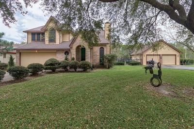 La Marque Single Family Home For Sale: 1416 Duroux Road