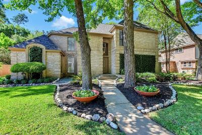 Spring Single Family Home For Sale: 17211 Misty Creek Drive