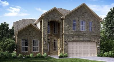 Crosby Single Family Home For Sale: 618 Yoke Drive