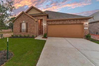 Humble TX Single Family Home For Sale: $254,995