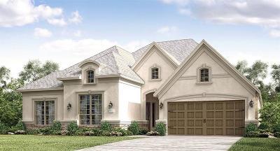 Porter Single Family Home For Sale: 9355 Fairfield Oaks Lane
