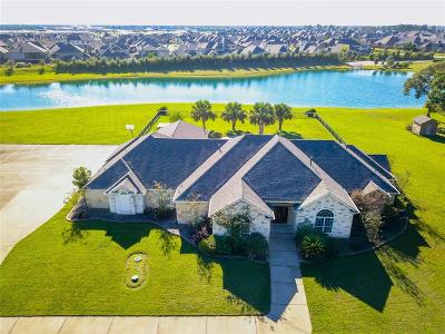 Katy Single Family Home For Sale: 3034 Ginter Lane