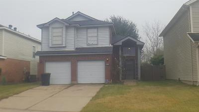 Houston Single Family Home For Sale: 15411 Nickel Drive