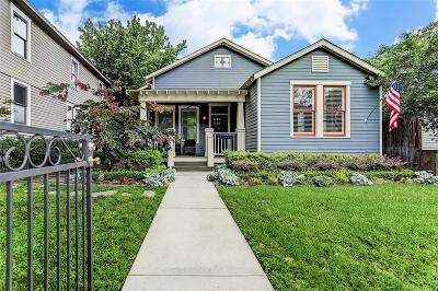 Houston Single Family Home For Sale: 1235 Tulane Street