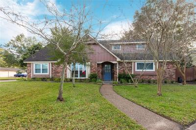 Houston Single Family Home For Sale: 5703 Valkeith Drive