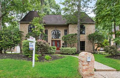 Kingwood Single Family Home For Sale: 2911 Deer Hollow Drive