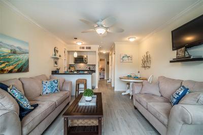 Galveston Condo/Townhouse For Sale: 6300 Seawall Boulevard #3105