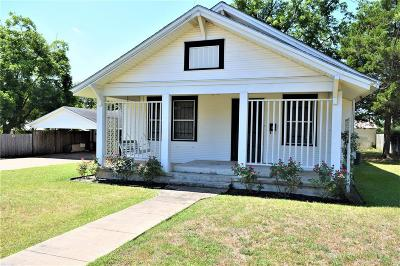 Schulenburg Single Family Home For Sale: 912 Baumgarten Street