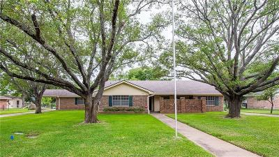 Madison County, Brazos County Single Family Home For Sale: 2322 Bristol Street