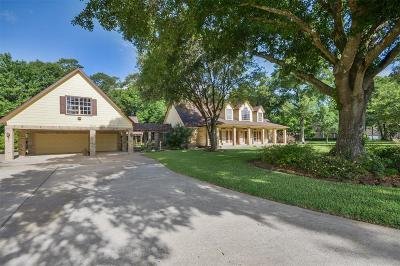 Humble Single Family Home For Sale: 21415 Whispering Pines Drive S