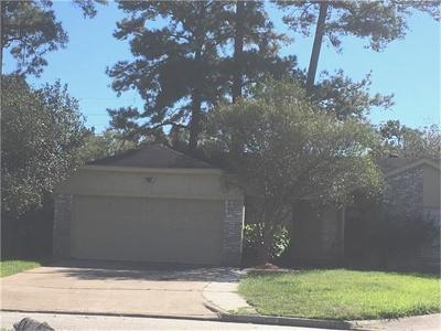 Spring Single Family Home For Sale: 22607 Pebworth Place