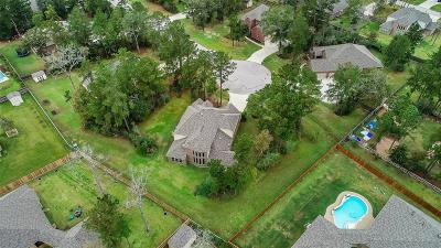 Magnolia Single Family Home For Sale: 17803 Country Fields