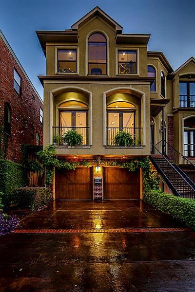 Houston Condo/Townhouse For Sale: 2344 Camden Drive