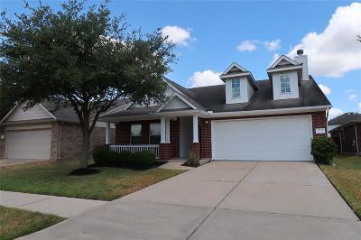 Katy Single Family Home For Sale: 21714 Denali Range Court
