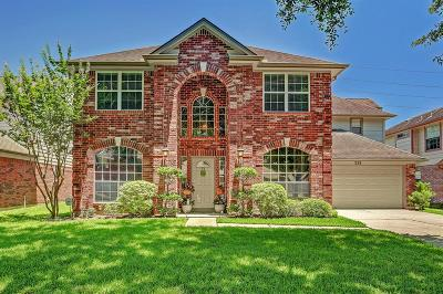 Sugar Land Single Family Home For Sale: 339 Scarlet Maple Drive