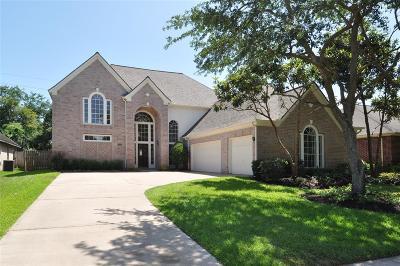 Missouri City Single Family Home For Sale: 1835 Northshore Drive Drive