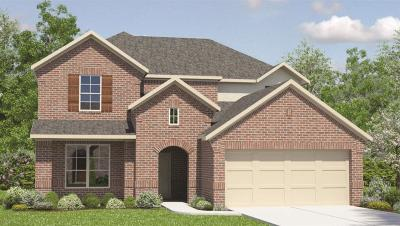 Rosenberg Single Family Home For Sale: 8514 Green Paseo Place