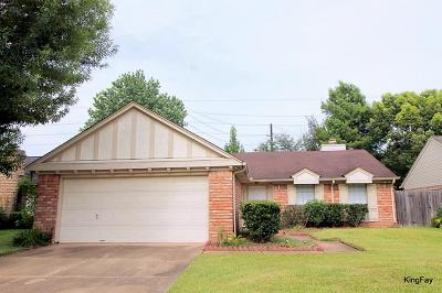 Sugar Land Single Family Home For Sale: 2715 Old Fort Road