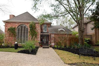 Katy Single Family Home For Sale: 1611 Leatherwood Drive