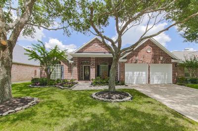 Missouri City Single Family Home Option Pending: 4614 Brazos Bend Drive