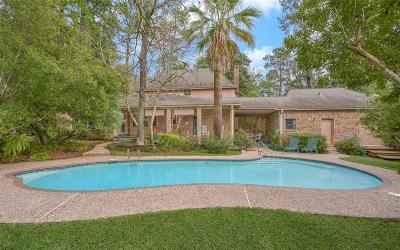 Conroe Single Family Home For Sale: 46 Village Hill Drive